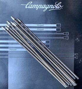 Vintage Campagnolo Super Record INOX metal derailleur cable housing #617