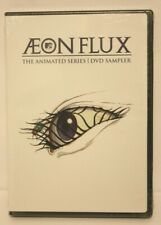 Aeon Flux Dvd Sampler - The Animated Mtv Series - New Sealed