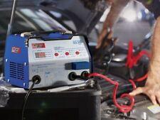 KFZ Auto Batterie-Ladegerät mit Starthilfe Starter- Funktion PKW Motorrad 12V 6V