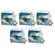 10x Halogen Birne H7 55W 12V 8500K Lampe Autolampe Glühbirne Glühlampe +50%Licht