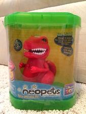 Neopets Talking Figure Red Grarrl Dinosaur Electronic