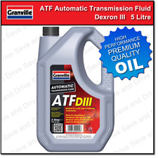 Granville ATF Dexron III Automatic Transmission Fluid Dexron 3 Lubricant 5 Litre