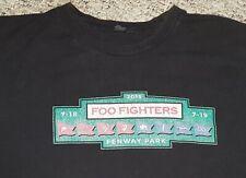The Foo Fighters Concert Shirt Boston Red Sox Fenway 2015 Medium