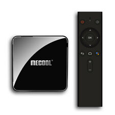 NEW Mecool KM3 Voice Remote4GB/64GB 5G WIFI Bluetooth HDR 4K TV Box  Android 9.0