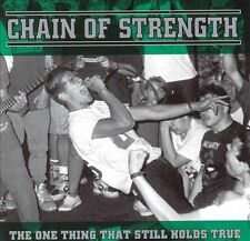 One Thing That Still Holds True by Chain of Strength (CD, Mar-1996, Revelation R