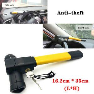 1X Universal Car Steering Wheel Anti-Theft Lock Security Automatic Lockcore Tool