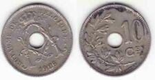 Pièces de monnaie belges Albert I