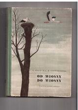 S Szuchowa H Zdzitowiecka Od wiosny do wiosny Heintze Polish book for children