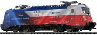 MARKLIN HO 36201 Electric Locomotive BR 380 CD, Flagge , Ep. VI