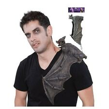 16 Inch Latex Bat Shoulder Buddy Vampire Dracula Halloween Accessory Prop