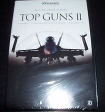 Top Guns II / Great Planes Discovery Channel (Australia Region 4) DVD – New