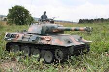 RC Kampfpanzer DEUTSCHER PANTHER Schussfunktion ferngesteuerter Panzer 2018 NEU