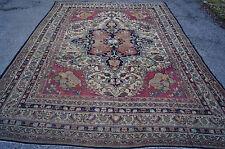 Antique kermanshah  rugs  9x13ft ca 1850