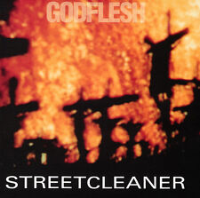"""Godflesh """"Streetcleaner"""" CD - NEW!"""