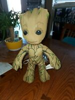"Baby Groot 15"" Plush Marvel Comics Guardians Of The Galaxy Stuffed Toy"