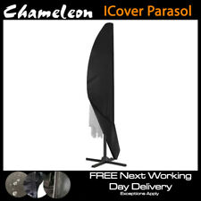 Heavy Duty Xlarge Parasol Cover 210d Waterproof  265cm x 40cm x 70cm