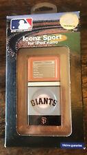 XtremeMac Iconz Sport - San Francisco SF GIANTS MLB - iPod Nano 1g 2g Case Cover