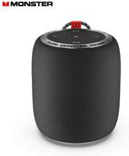 Monster Superstar S110 Bluetooth 5.0 Speaker, Portable STEREO sound TWS PAIRING