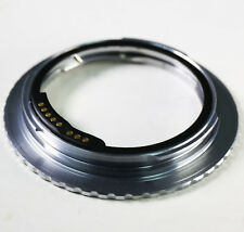 Advanced EMF AF confirm Olympus OM lens to Canon EOS adapter 5D III 700D 70D 6D