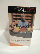 Tae Bo Workout 4 Pack (VHS, 1999, 4-Tape Set, 4 Tapes)