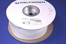 "50' Delfingen 1"" Nu-Sleeve Hi-Temp 7000 VAC Fiberglas Braided Sleeving"