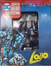 FIGURA DE Resina Especial DC Figurine Lobo.