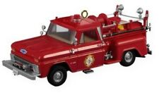 2009 Hallmark Ornament 1965 Chevrolet Fire Engine #7 Fire Brigade QX8612