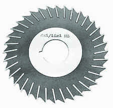 "5 x 5/32 x 1-1/4"" Hss Metal Slitting Saw With Side Chip Clearance"