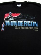 WONDERCON 2006 San Francisco SMALL T-SHIRT dc comics