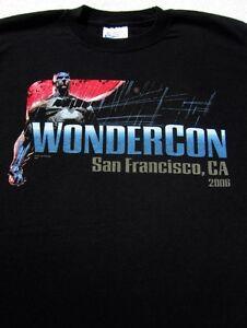WONDERCON 2006 San Francisco SMALL T-SHIRT dc comics