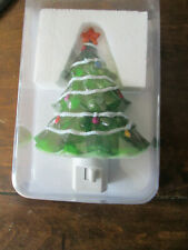 Ganz Christmas  Tree Night Light