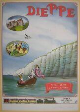 Ex-libris TURF Dieppe n et s 2006 (nef fous magasin sexuel tutti frutti )