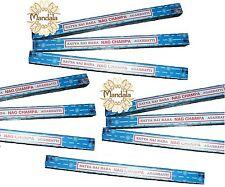 Encens NAG CHAMPA Lot de 10 Boites = 100 Grammes !  (Satya Indian Incense)