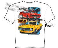 C2 63-67 Stingray Tshirt 56 57 58 59 C1 Corvette Apparel Vette Sz M L XL 2XL 3XL