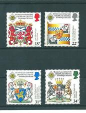 Order Of The Thistle -A107- 1987 - Unmounted Mint Set