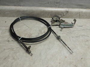 Chevrolet Corvair 1965-1966 Automatic Shifter Assy w/ Cable & Bezel