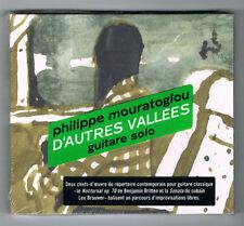 PHILIPPE MOURATOGLOU - D'AUTRES VALLÉES - 2016 - NEUF NEW NEU