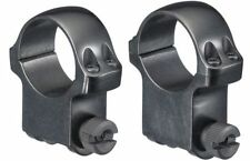 Ruger M77 Scope Ring Set 1 Inch High Blue Riflescope Rings: 90406
