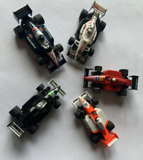 Tyco F1's Indy Car (Set Of 5). Display Cars