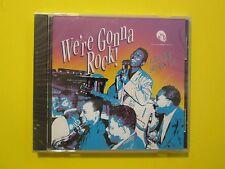 We're Gonna Rock Early Rock N Roll EMP Chuck berry Little Richard NEW CD
