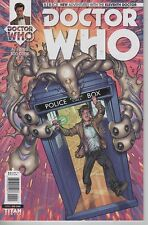 Doctor Who #11 New Adventures with the 11th Doctor comic book TV show series