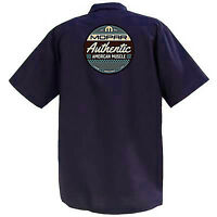 Mopar V - Mechanics Graphic Work Shirt  Short Sleeve