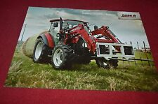 Case International Farmall C Series Tractors Brochure YABE10 ver5