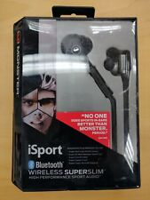 Monster isport Bluetooth Wireless Superslim High Performance Sport Audio