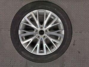 Very Good Single 17x7 Inch ET39 GENUINE OEM VW Sharan Jamara 7N0601025D + Tyre