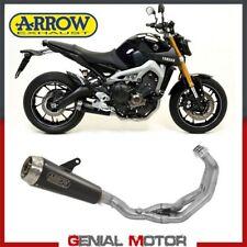 Komplett Auspuff Katalysiert Arrow Pro Race Nichrom Yamaha Mt-09 2013 > 2020
