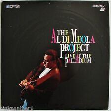 The Al Di Meola Project  Live at the Palladium  JAZZ Music Rare Laserdisc Editn.