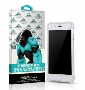 Anti-Burst King Kong Armour Super Protection Gel Case Cover Latest Iphone Models