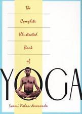 The Complete Illustrated Book of Yoga Swami Vishnu-devananda