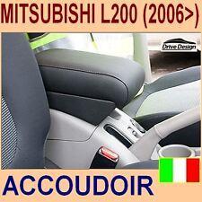 Mitsubishi L200 (from 2006) - accoudoir mod. TOP pour - armrest - mittelarmlehne